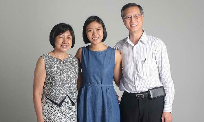 Dad feared she would be 'Steve Job-less': RI student Gabrielle Ong eschews paper chase for university of life