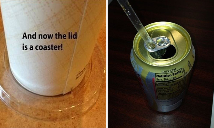 21 features of everyday items that you never knew actually served a purpose