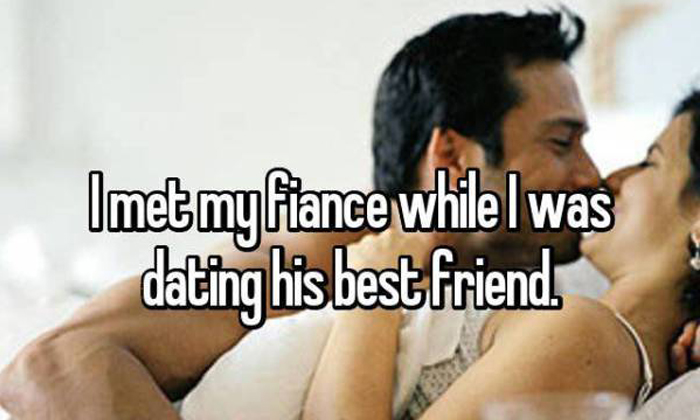 Unusual stories of how people met their partners