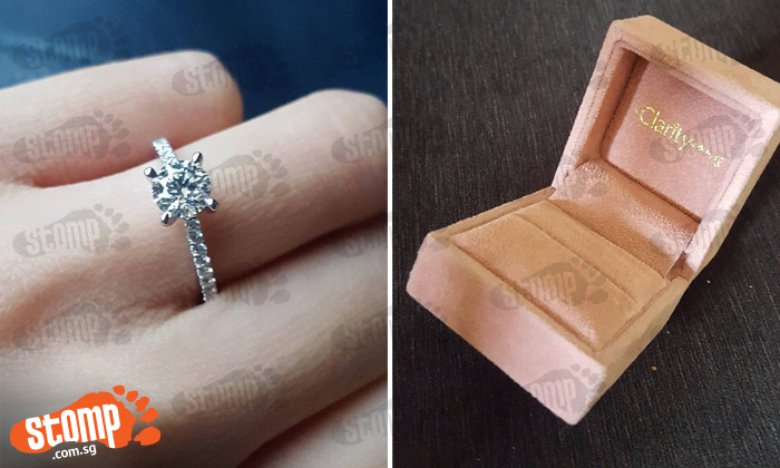 I Lost My Engagement Ring And Its Box At Yishun Street 11