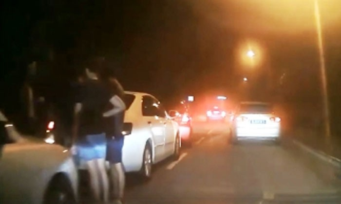 Driver plays braking game after catching Snorlax at Punggol, then gets into accident soon after