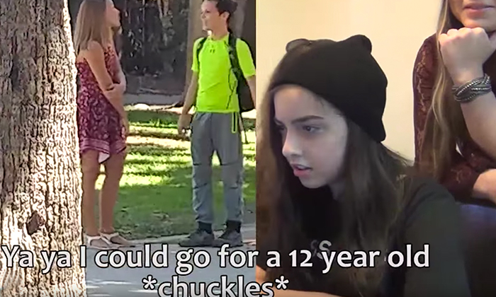 Young Girl Sets Up Her 13-Year-Old Boyfriend To See If He Will Cheat