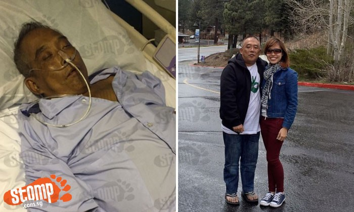 Appeal for liver donor with blood type B+ or O for Stomper's father who's in ICU