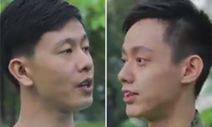 It's everyone's responsibility, says NSF brothers who saved elderly man from fire