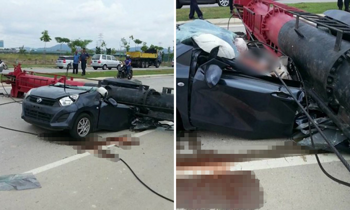 how to reduce fatal car accident in malaysia Honda confirms takata airbag exploded in fatal crash of a 2009 honda city october 2, 2016 — another malaysian driver of a honda city has been killed in a crash that involved an exploding takata airbag.