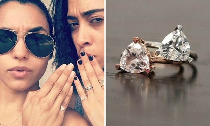 Many women are putting diamond rings on their pinkies -- and here's why