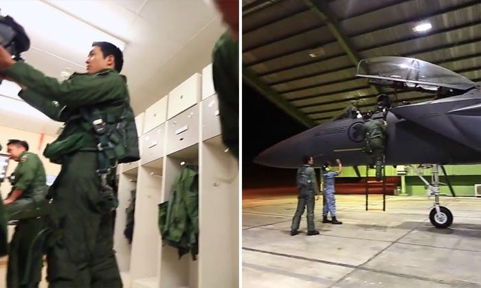 RSAF joins in too: Watch their Mannequin Challenge