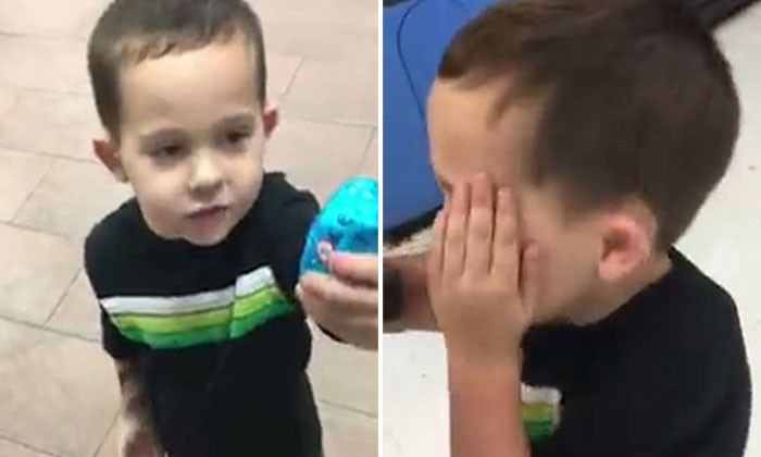 Parenting done right: Kid steals and was made to confess his crime by his father