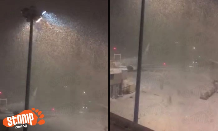 S'pore woman afraid she might not be able to land in Hokkaido due to heavy snow