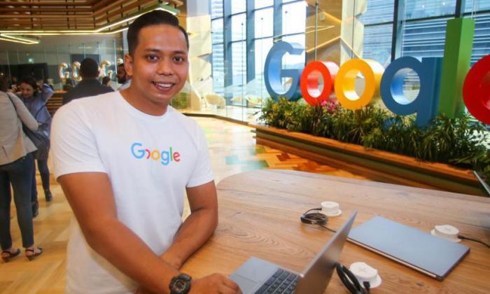ITE student making strides at Google