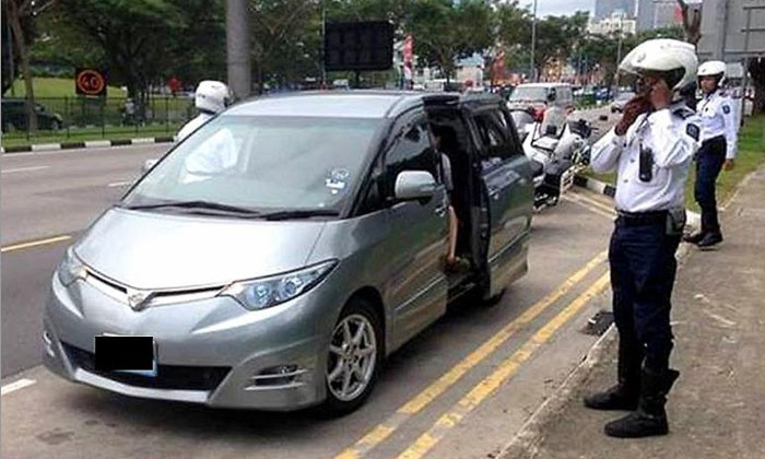 LTA steps up checks on illegal taxi services