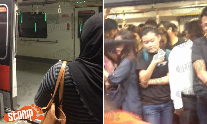 East-West line left many commuters' journey delayed due to signal fault
