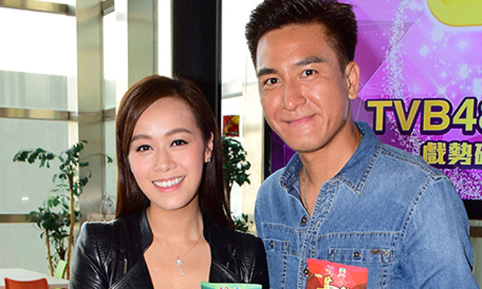 Jacqueline Wong (left) and Kenneth Ma (right).
