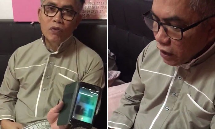 Father talks his iPhone in adorable way and gets ignored -- because Siri was busy tidying up