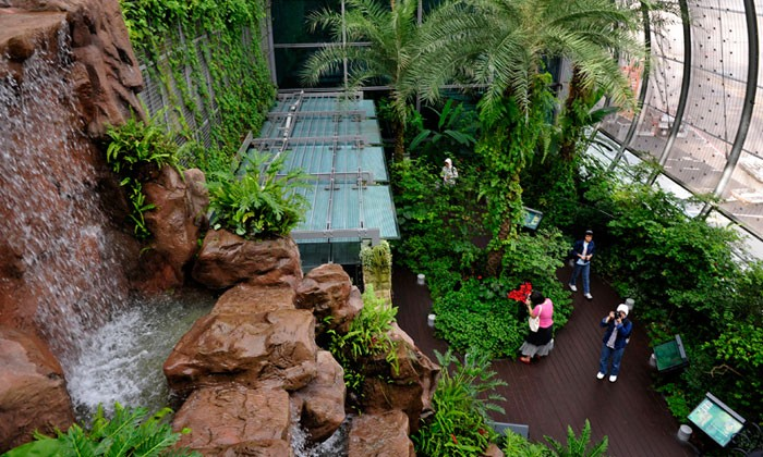 If you ever get stranded between flights, let it be at these gorgeous airports