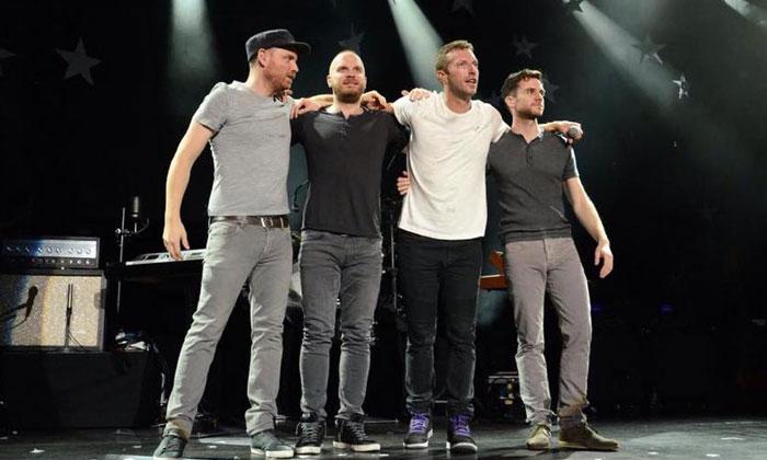 Photo: Coldplay/Facebook