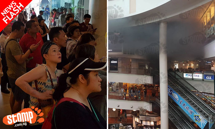 Photos: Stomp, The Straits Times, John Ho/Facebook