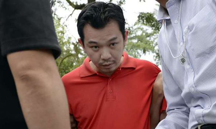 Lee Sze Yong will be jailed for life and given three strokes of the cane for the kidnapping Mdm Ng Lye Poh in 2014. PHOTO: ST FILE