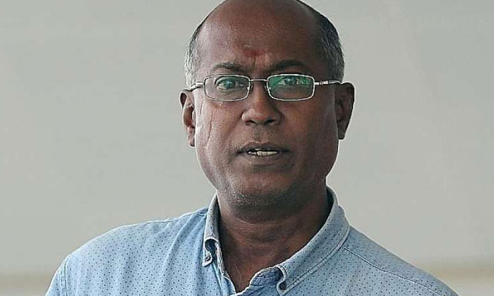 Uthya Kumaran Thangaiyan has been sentenced to five years' jail for forging $50 bills, possessing and using them, as well as having instruments and materials to make the fake notes. PHOTO: ST FILE