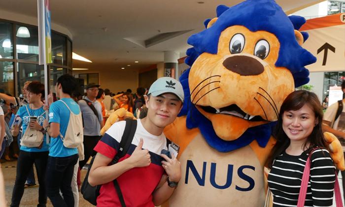 Photos: National University of Singapore