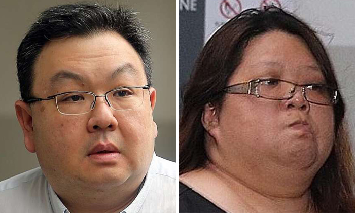 Left: Steven Ang (dentist), right: Yeo Meow Koon (manager at The Smile Division Dental Group). Photos: The Straits Times