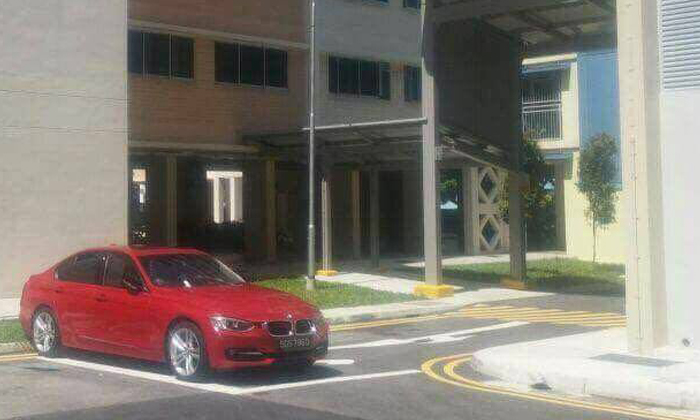 Source: Parking Idiots Singapore Facebook page