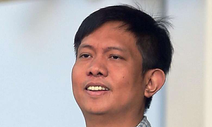 A total of 38 upskirt videos taken at various MRT stations was found on Jan Benedict Mendoza Fuellas' phone.