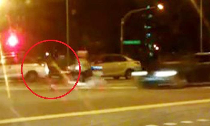 Source: Screengrab / Roads.sg video