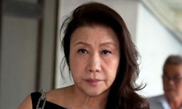 Shi Ka Yee, 71. Photo: ST