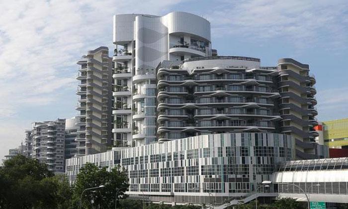 Ng Teng Fong General Hospital. Photo: ST