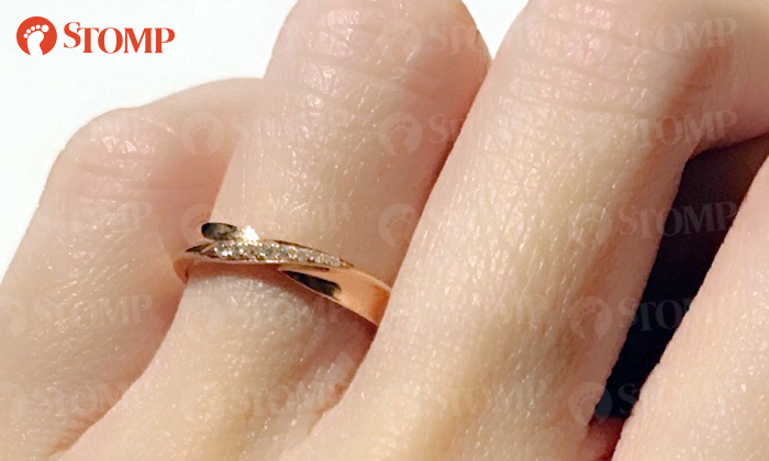 I Lost My $1,000 Engagement Ring In Toilet At Far East Plaza