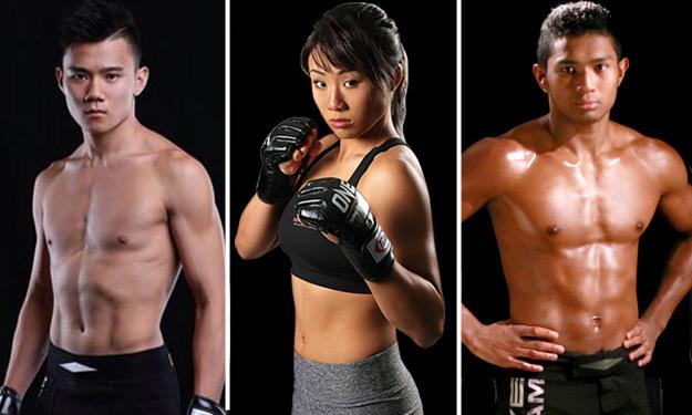 Photos: Evolve MMA