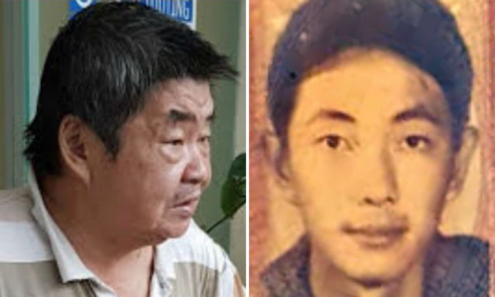 Mr Wang Yongshun (left), 62, said his brother Mr Wang Yongqing, 64, had been increasingly fatigued in the past few weeks before his death. Photos: Shin Min Daily News