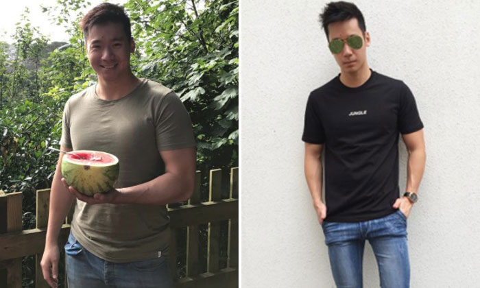 PHOTOS: Joshua Tan's Instagram
