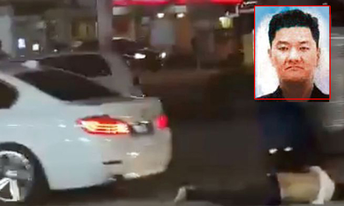 On Dec 17, 44-year-old Tan Ah Choy was murdered at a Shell petrol station just 4km away from the Causeway
