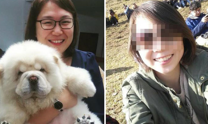 The deceased, Ms Koh Yuan Ling (left) was killed, while her younger sister, Ms Koh Yuan Jie (right) was injured in the accident.