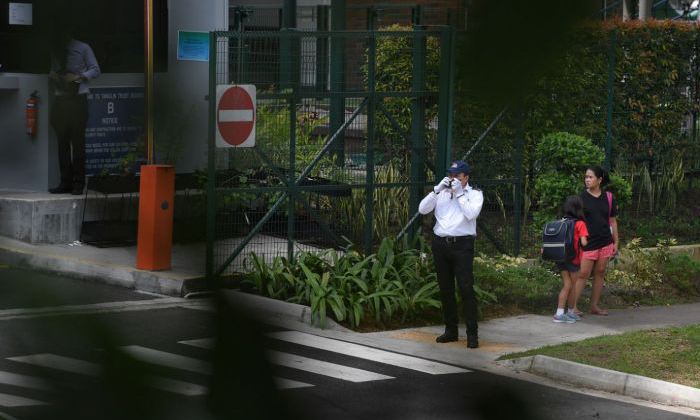 Tanglin Trust School at Portsdown Road on Jan 17 (pictured). Police have since ruled out any abduction attempts. ST PHOTO: KUA CHEE SIONG