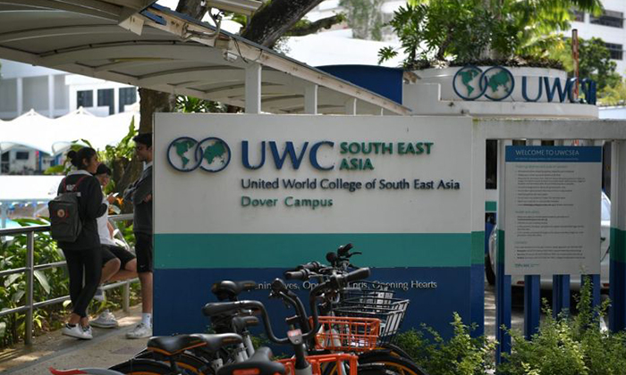 United World College South-east Asia (UWC) and Tanglin Trust School have both sent out alerts regarding the alleged kidnapping attempts. ST PHOTO: KUA CHEE SIONG