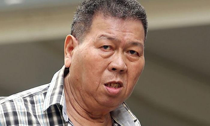 Mak Yip Kee, 67, had similar convictions 20 years ago. Photo: The Straits Times