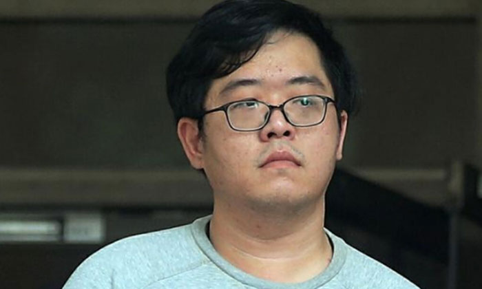 The accused, Lin Demai (pictured) worked as a driver in his uncle's company at the time.