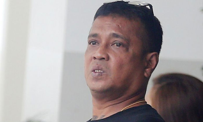 Hamza Mohamed Ibrahim is one of the men who allegedly used criminal force and abusive language on a paramedic. ST PHOTO: WONG KWAI CHOW