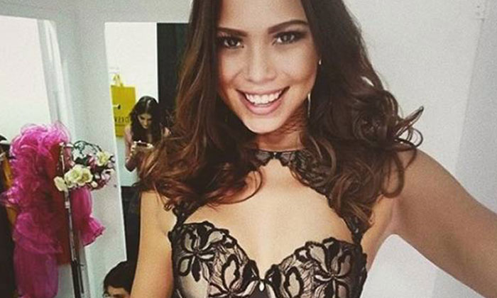 Dutch model Ivana Esther Robert Smit was discovered dead after falling from the balcony of an apartment in Kuala Lumpur. Photo: Instagram