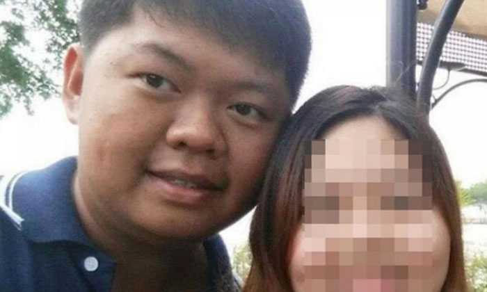 The deceased Mr Luo had a blissful marriage. PHOTO: FACEBOOK