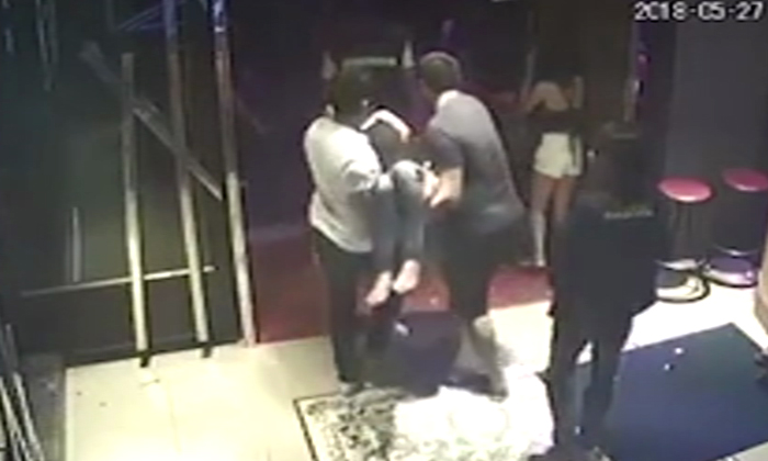 Photo: screengrab via CCTV footage