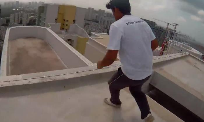 Photos: screengrab via YouTube video