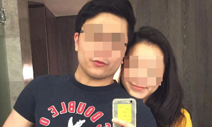 Ms Lin said she dated the man when he came to Manila in March this year, but later found out that he was dating several other women as well. PHOTO: LIANHE WANBAO