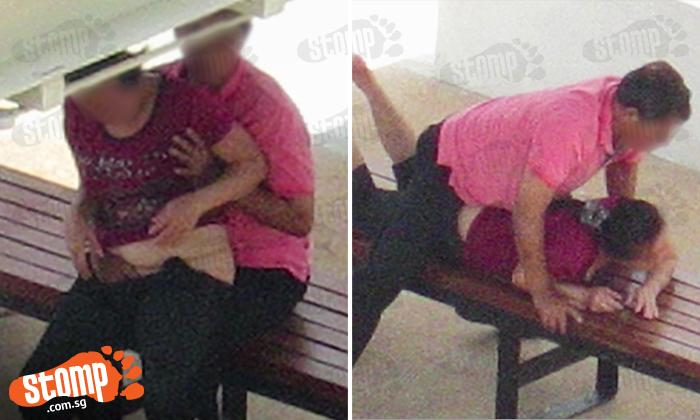 Uncle and auntie caught engaging in obscene acts for over ...