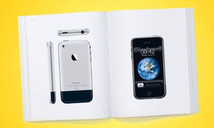 Apple released a 300 book that 39 s just photos of apple for Apple product book