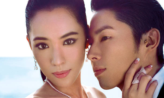 ady an and vanness wu dating after divorce