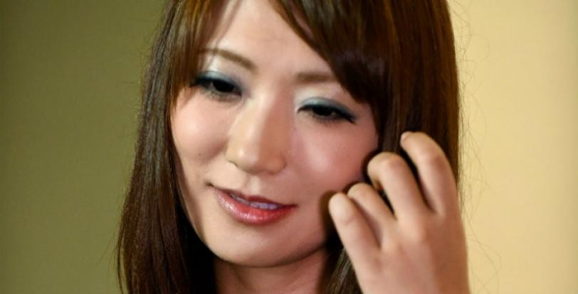 Japanese model tricked into porn wanted her